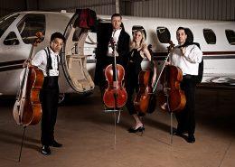 Los Angeles Cello Quartet
